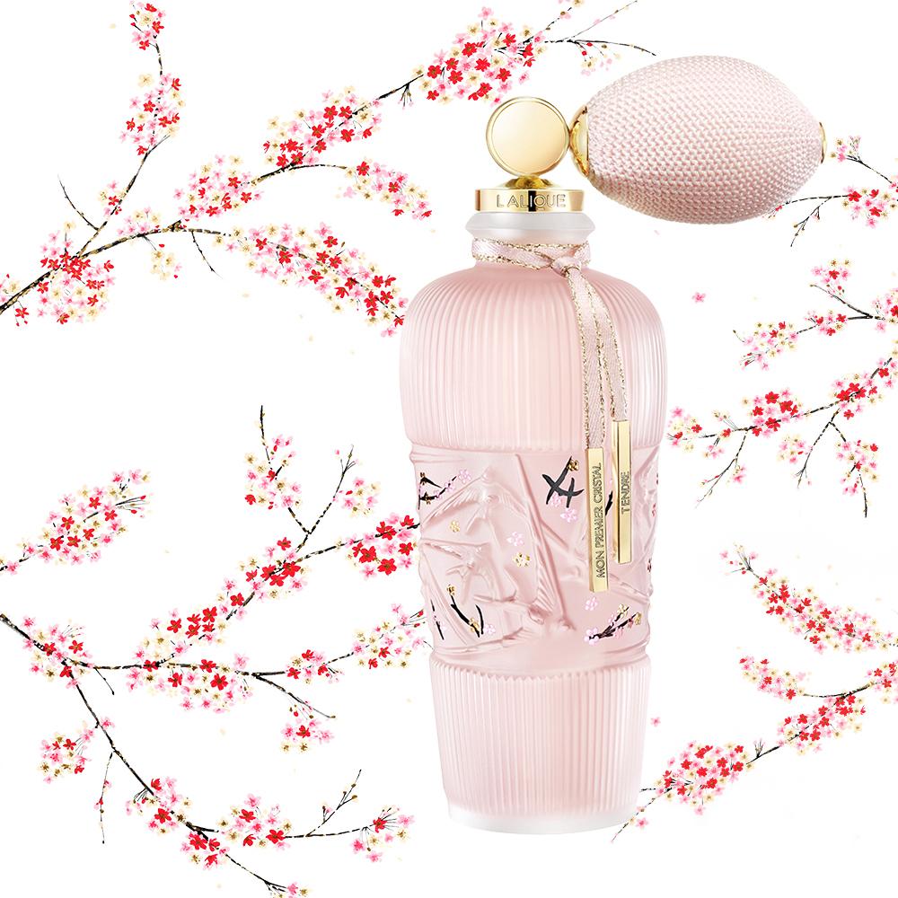 "MON PREMIER CRISTAL  BLOOMING ""Tendre"", Absolu de Parfum"