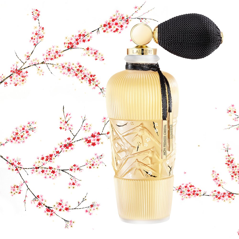 """MON PREMIER CRISTAL  BLOOMING """"Lumiere"""", Absolu de Parfum"""