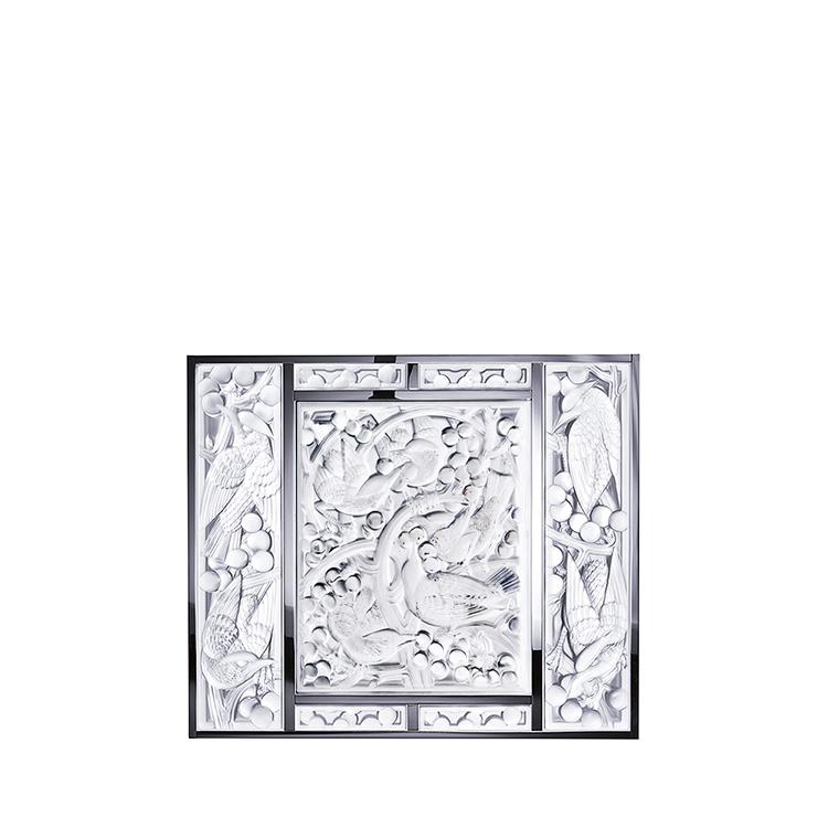 Merles et Raisins Head Up decorative panel