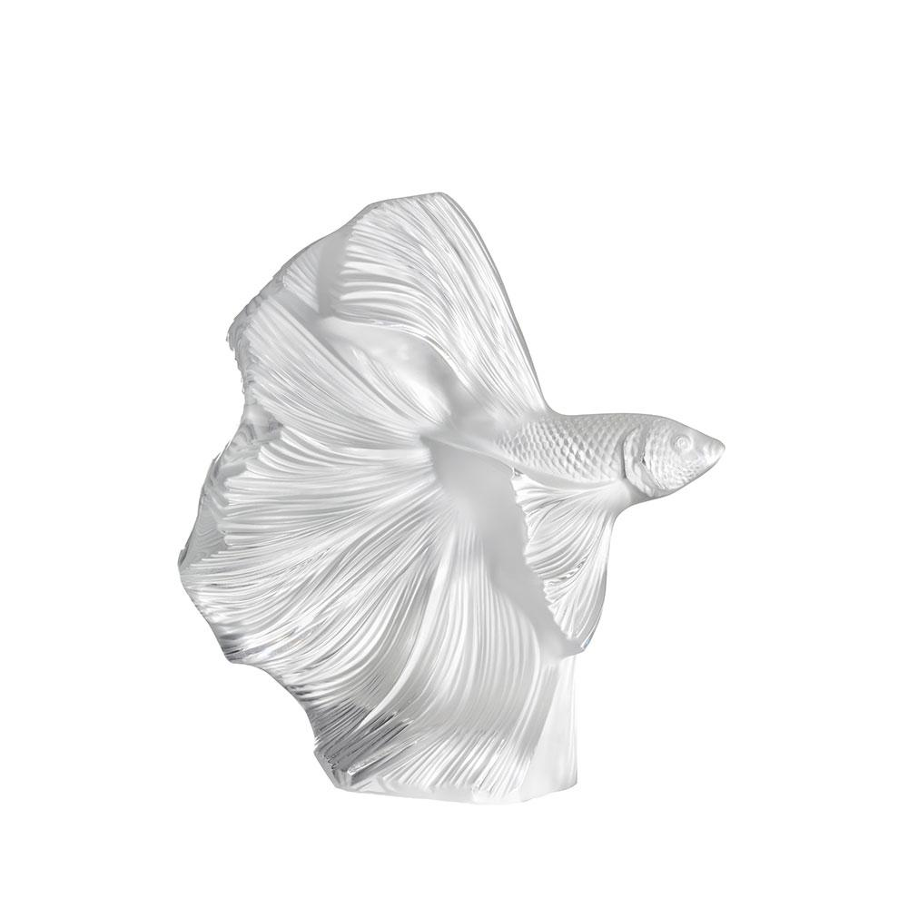 Fighting Fish large sculpture