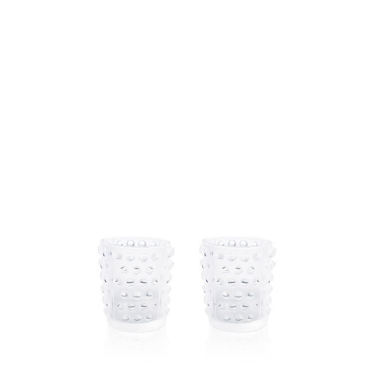 Set of 2 Mossi votives